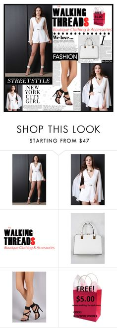 """""""THE WALKING THREADS.18"""" by samirhabul ❤ liked on Polyvore featuring Zara and thewalkingthreads"""