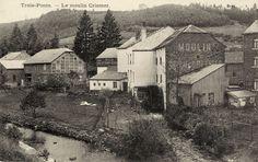 Trois-Ponts: Le moulin Crismer