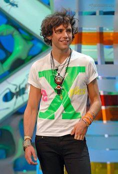 Mika on El Hormiguero 2010