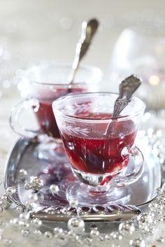 Mustikkaglögi | K-ruoka #joulu #juoma