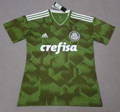 ae5c710266 Palmeiras 2018 19 Third Shirt Soccer Jersey