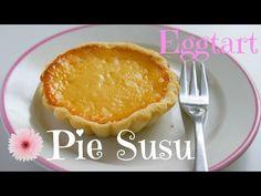 Egg tart recipe - YouTube