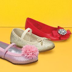 Take a look at the Skip to My Lou: Girls' Flats event on zulily today!