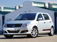 Geely launches R99 990 challenge