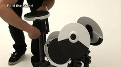 Roland V-Drums Portable TD-4KP ― Fold, Pack up and Go - YouTube
