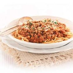 Veal Recipes | Ground Veal Recipes | Veal Bolognese Recipe | Strauss Brands