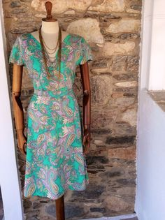 Boho Queens dress Nota's shop  Antiparos Short Sleeve Dresses, Dresses With Sleeves, Queen Dress, Boho Fashion, Queens, Bohemian, Shopping, Clothes, Design
