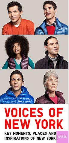 UNIQLO Ad Campaign in New York.