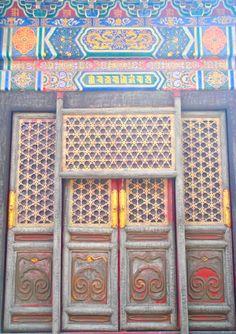 The Lama Temple via The Anthrotorian