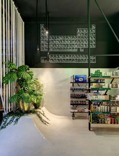 Green Pharmacy | Athens, Greece | Architecture by 314 architecture studio, www.314.gr | developed by SUCH, www.such.gr