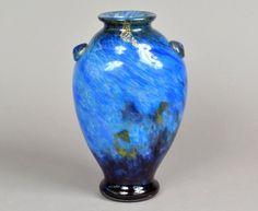 Daum Nancy Art Glass Vase * : Lot 254