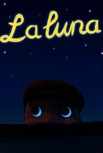 La luna short animation by Pixar, was nominated for an Oscar. Absolutely beautiful