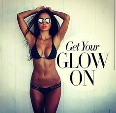 Glow on