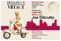 """Grande festa """"Brisighella Vintage"""""""
