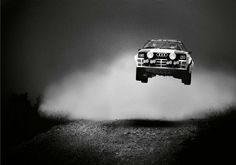 One of the best motor racing shots ever Audi Quattro A2