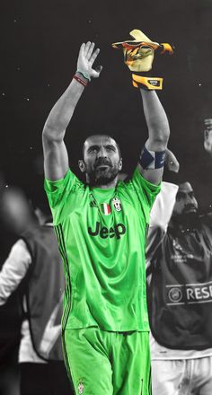 Gianluigi Buffon Juventus Lockscreen Wallpaper HD by adi-149.deviantart.com on @DeviantArt