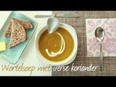 Wortelsoep met verse koriander - Allrecipes.nl