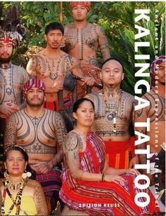 Filipino Tribes-There are so many different interesting types of tattoos that are interesting in its exoticism. One of the many traditions originating from the mythical east is the tradition of the Philippine Kalinga Tatoo.  Those who wear the tattoo are called pintados by the then Spanish Conquistadors who stepped on Philippine Soil. And the name they have for the art of tattooing was called pambatok or skin arts.