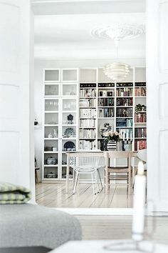 #Grünerløkka #Oslo #Scandinavian #Ikea #Billy