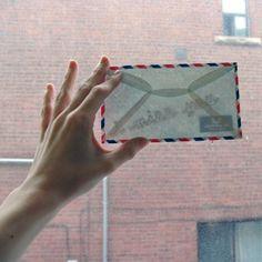 secret message envelope $3