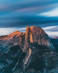 My 96 Second capture of Half Dome Yosemite [OC] [5304x6630] - djd-ev - #travel #photography #adventure #amazing #beautiful