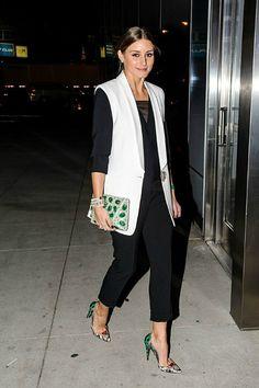 Gotta have it: A sleeveless blazer