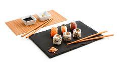 Demuestra tu destreza con el set de sushi gastro fresh, perfecto para preparar sushi en casa.