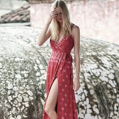 c1c4849665 Fuego Maxi Dress by The Jetset Diaries