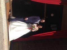 Un nuovo membro nella Famiglia Taroni Alessandro il figlio di Armando ha sposato oggi Laura #weddingday #LakeComo