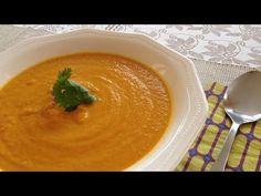 Muy Locos Por La Cocina: Crema de Zanahoria, Jengibre, Curry y Leche de Coco