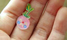 is there anything more precious then this lil shrink plastic sad cherry berry? O.O Shrink Plastic, Berry, Illustration Art, Etsy Seller, Sad, Create, Drawings, Flowers, Florals