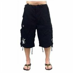 Ghast and Tripp style shorts are some of my favorite casual wear. Baggy pants are my comfort clothes.