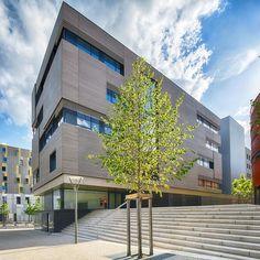 Galeria - Bloco 32 / Tectoniques Architects - 2