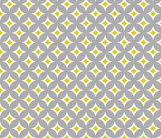 diamond_circles_light fabric by holli_zollinger on Spoonflower - custom fabric