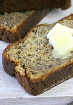 Easy Banana Bread Recipe - Spend With Pennies