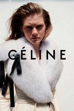 46cf317c1e7 Celine Winter 2015 Bag Campaign Part 2