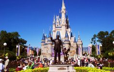 Disney Magic Kingdom. Orlando. To be honest, I was bored there :P