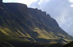 """olio-ataxia: """"""""The mountains of the Sani Pass in the Drakensberg Mountains, between South Africa and Lesotho, on May (CC BY SA Mark Peacock) """" Thunderstorm Images, Himalaya, Out Of Africa, Thing 1, World Photography, Landscape Photographers, Wonders Of The World, Places To See, Adventure Travel"""