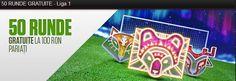 50 Rotiri gratuite la jocuri ca la aparate (pacanele) la Casino Netbet - Ponturi Bune