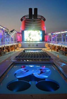 pictures of disney fantasy cruise ship | Disney Fantasy, Disney Cruise Line