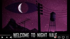 Welcome to the night vale - layers