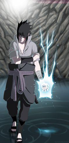 Sasuke Uchiha 485 by kamikkadz - Naruto Rinnegan Sasuke, Naruto Uzumaki Shippuden, Susanoo, Boruto, Anime Naruto, Naruto Kakashi, Naruto And Sasuke Wallpaper, Wallpaper Naruto Shippuden, Naruto Pictures