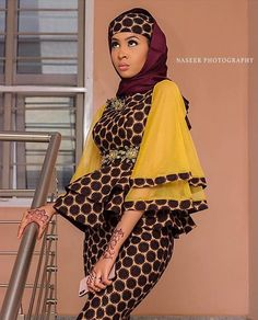 Beautiful African Fashion - Hephzee - Beautiful African Fashion – Hephzee Source by - Latest African Fashion Dresses, African Dresses For Women, African Print Dresses, African Print Fashion, Africa Fashion, African Attire, Ankara Dress Styles, Ankara Skirt, Latest Ankara Styles