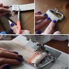 DIY Chic Custom Camera Strap
