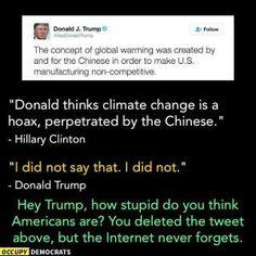 Funniest Presidential Debate Memes: Trump and Climate Change