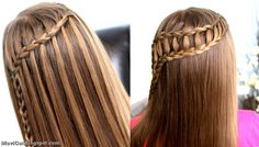 Hair Tips for Cute Braided Hairstyles with Video Tutorials