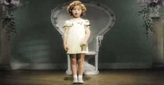 """Shirley Temple Sings """"When I Grow Up"""" In A Vintage Performance From 1935 via LittleThings.com"""