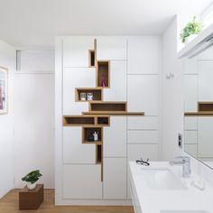 Minimal Geometric Home Installations By Filip Janssens