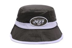 New York Jets New Era Bucket Hat