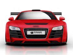 Der GT850-Widebody von Prior Design verpasst dem Audi R8 eine echte Renn-Optik im GT3-Look